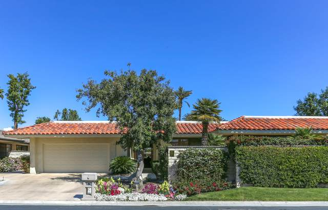 51 Cornell Drive, Rancho Mirage, CA 92270 (MLS #219049055) :: The John Jay Group - Bennion Deville Homes