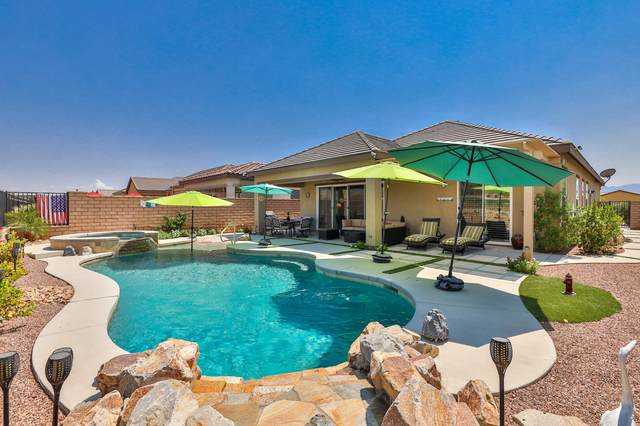 85012 Bedero Court, Indio, CA 92203 (MLS #219049068) :: The John Jay Group - Bennion Deville Homes