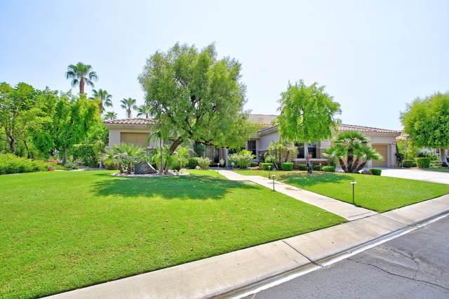 23 Calle La Reina, Rancho Mirage, CA 92270 (MLS #219049080) :: The John Jay Group - Bennion Deville Homes