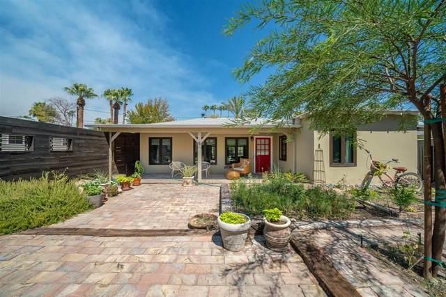 750 N Paseo De Anza, Palm Springs, CA 92262 (MLS #219049094) :: The Sandi Phillips Team