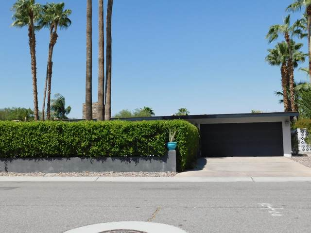2930 Araby Circle, Palm Springs, CA 92264 (MLS #219049102) :: The John Jay Group - Bennion Deville Homes