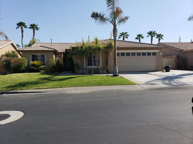 80533 Virginia Avenue, Indio, CA 92201 (MLS #219049108) :: The John Jay Group - Bennion Deville Homes