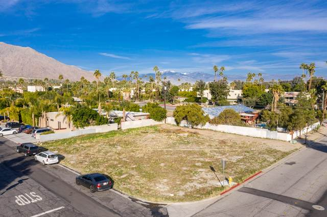 580 E Cottonwood Road, Palm Springs, CA 92262 (MLS #219049113) :: The John Jay Group - Bennion Deville Homes