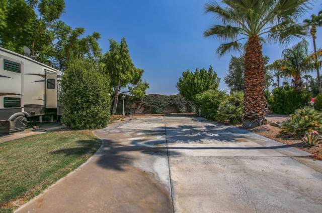 69411 Ramon Road #857, Cathedral City, CA 92234 (MLS #219049132) :: The John Jay Group - Bennion Deville Homes