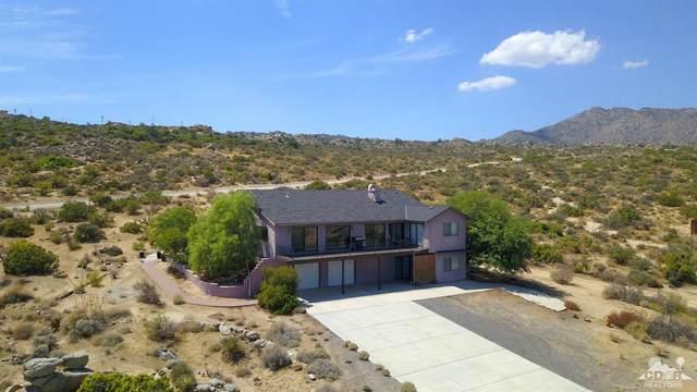 59905 Avenida La Cumbre, Mountain Center, CA 92561 (MLS #219049150) :: Mark Wise | Bennion Deville Homes