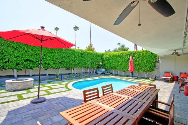 73585 Ironwood Street, Palm Desert, CA 92260 (MLS #219049167) :: The John Jay Group - Bennion Deville Homes