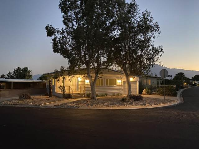 69499 Parkside Drive, Desert Hot Springs, CA 92241 (MLS #219049192) :: The Jelmberg Team