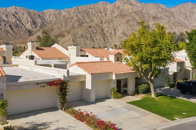 50191 Calle Maria, La Quinta, CA 92253 (MLS #219049202) :: The John Jay Group - Bennion Deville Homes