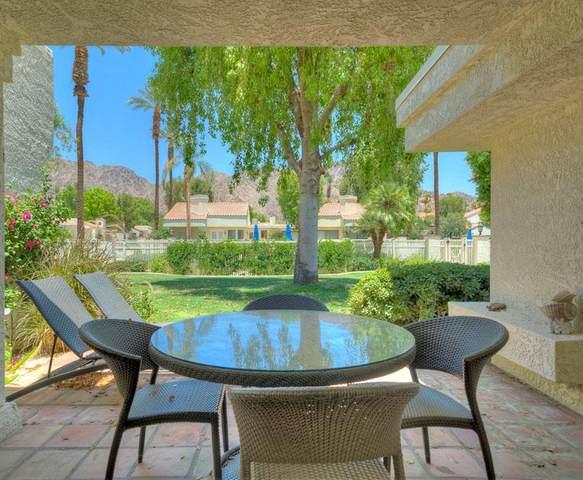 77129 Calle Mazatlan, La Quinta, CA 92253 (MLS #219049272) :: The John Jay Group - Bennion Deville Homes