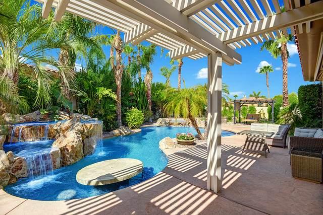 781 Mission Creek Drive, Palm Desert, CA 92211 (MLS #219049315) :: The John Jay Group - Bennion Deville Homes