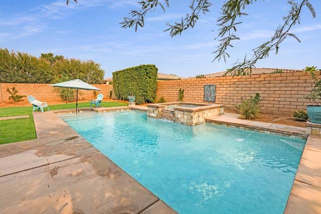 74104 Imperial Court, Palm Desert, CA 92211 (MLS #219049316) :: Mark Wise | Bennion Deville Homes