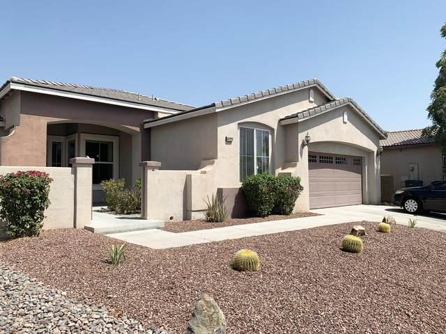 81090 Avenida Romero, Indio, CA 92201 (MLS #219049352) :: The John Jay Group - Bennion Deville Homes