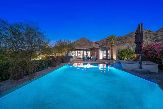 15 Buena Vista Court, Rancho Mirage, CA 92270 (MLS #219049383) :: The John Jay Group - Bennion Deville Homes