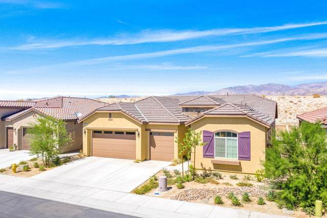 85686 Molvena Drive, Indio, CA 92203 (MLS #219049384) :: The John Jay Group - Bennion Deville Homes