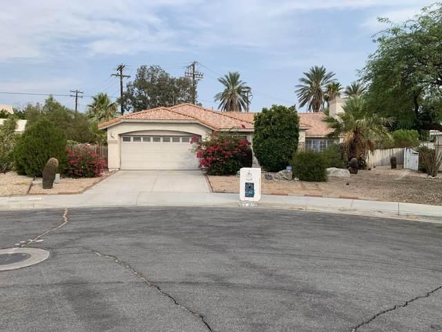 65975 Avenida Ladera, Desert Hot Springs, CA 92240 (MLS #219049402) :: The Sandi Phillips Team