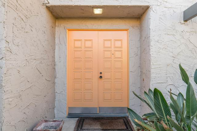 196 E Via Huerto, Palm Springs, CA 92264 (MLS #219049416) :: The John Jay Group - Bennion Deville Homes