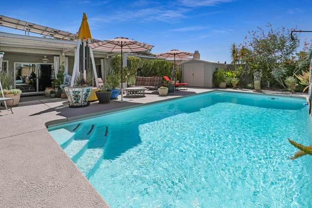 31205 Avenida Maravilla, Cathedral City, CA 92234 (MLS #219049424) :: The John Jay Group - Bennion Deville Homes