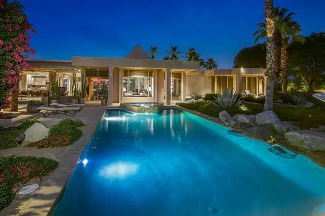 1 Rocky Lane, Rancho Mirage, CA 92270 (MLS #219049425) :: The John Jay Group - Bennion Deville Homes