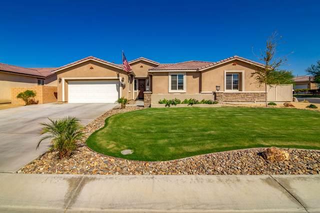 41430 Fairfax Court, Indio, CA 92203 (MLS #219049440) :: The John Jay Group - Bennion Deville Homes