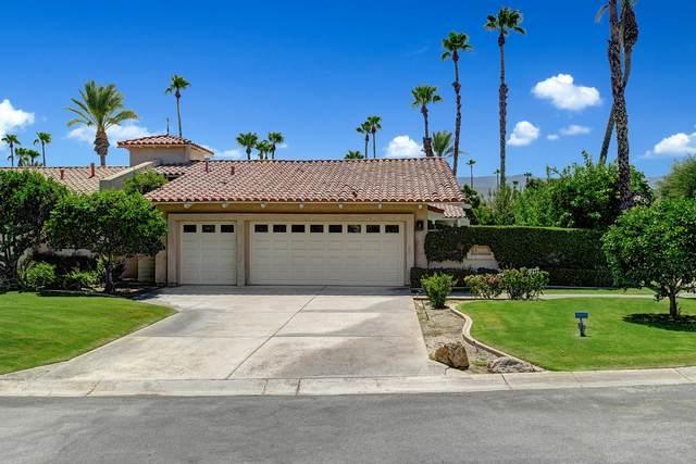 3 Lago De Palmas, Palm Desert, CA 92260 (MLS #219049450) :: The John Jay Group - Bennion Deville Homes