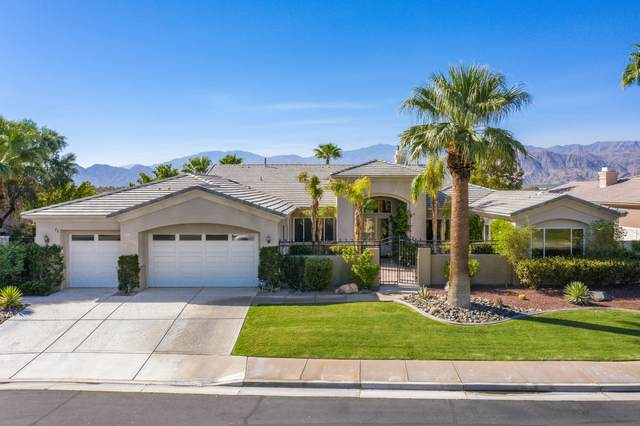 11 Chateau Court, Rancho Mirage, CA 92270 (MLS #219049487) :: Brad Schmett Real Estate Group