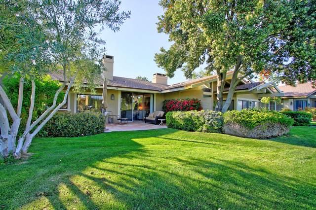 162 Deer Spring Way, Palm Desert, CA 92211 (MLS #219049497) :: The John Jay Group - Bennion Deville Homes