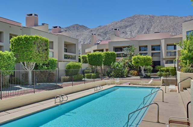852 Village Square, Palm Springs, CA 92262 (MLS #219049516) :: The Jelmberg Team