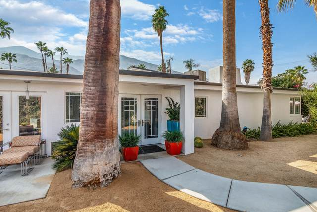 1415 S Indian Trail, Palm Springs, CA 92264 (MLS #219049544) :: The John Jay Group - Bennion Deville Homes