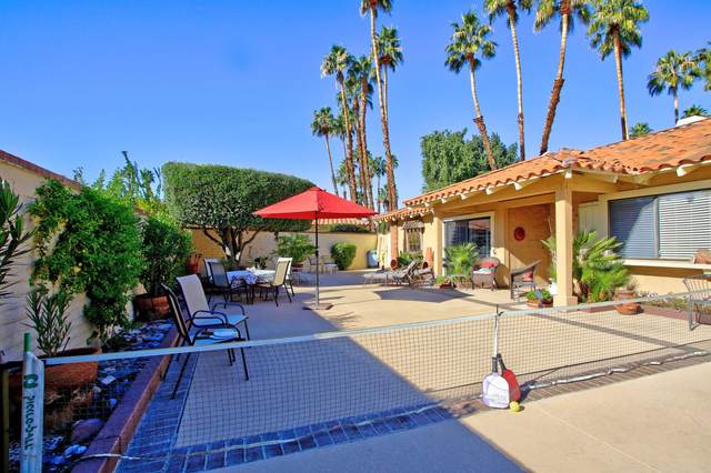 307 Avenida Del Sol, Palm Desert, CA 92260 (MLS #219049545) :: The John Jay Group - Bennion Deville Homes
