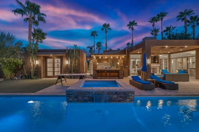 48295 Mariposa Drive, Palm Desert, CA 92260 (MLS #219049547) :: The John Jay Group - Bennion Deville Homes