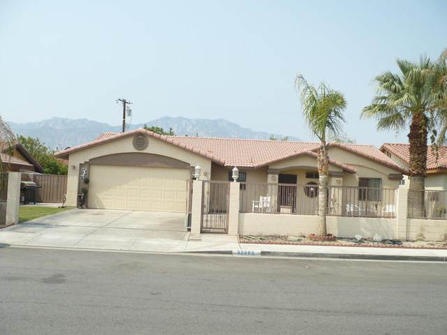 32205 Monte Vista Road, Cathedral City, CA 92234 (MLS #219049549) :: Mark Wise | Bennion Deville Homes