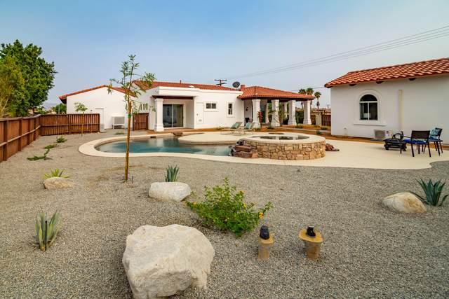 30965 Desert Palm Drive, Thousand Palms, CA 92276 (MLS #219049594) :: The John Jay Group - Bennion Deville Homes