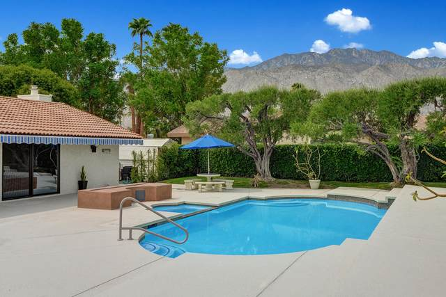 2230 Tamarisk Road, Palm Springs, CA 92262 (MLS #219049612) :: The John Jay Group - Bennion Deville Homes