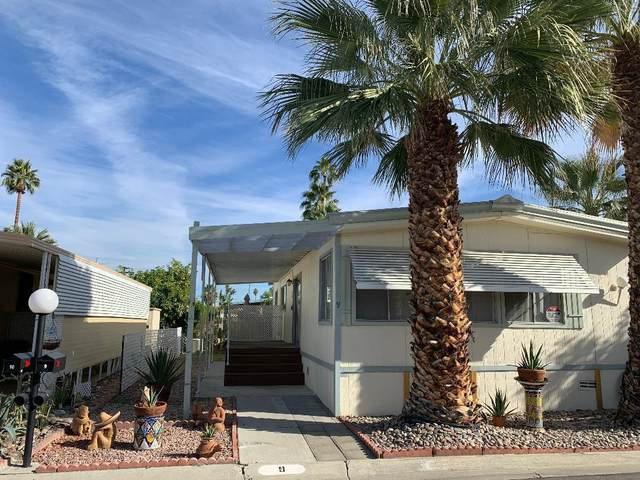 9 Oasis Place, Cathedral City, CA 92234 (MLS #219049649) :: The John Jay Group - Bennion Deville Homes