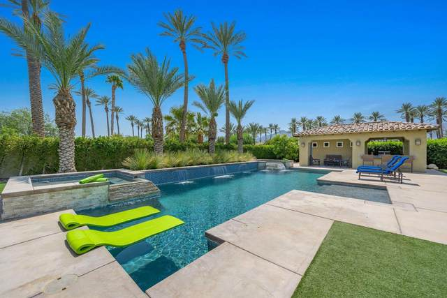 81923 Elynor Court, La Quinta, CA 92253 (MLS #219049662) :: The John Jay Group - Bennion Deville Homes