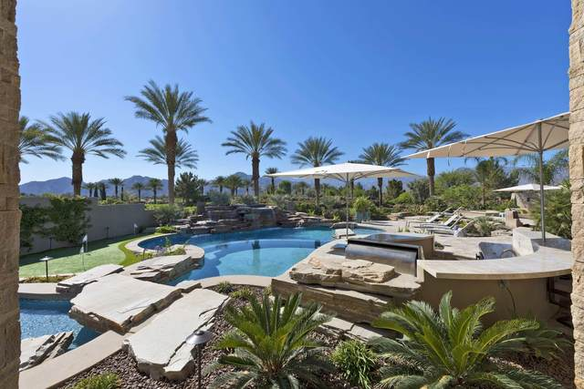 43087 Via Siena, Indian Wells, CA 92210 (MLS #219049681) :: Zwemmer Realty Group