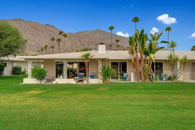 2240 S Calle Palo Fierro, Palm Springs, CA 92264 (MLS #219049686) :: The John Jay Group - Bennion Deville Homes