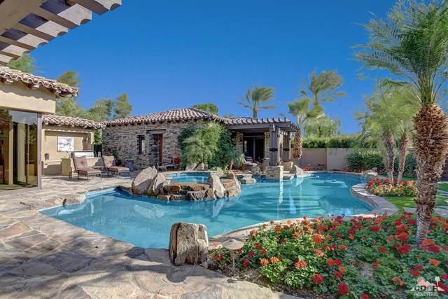 80830 Via Montecito, La Quinta, CA 92253 (MLS #219049698) :: Desert Area Homes For Sale