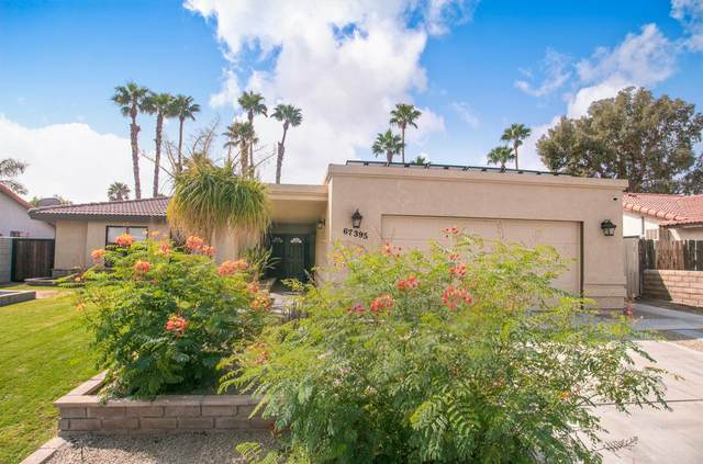 67395 Rango Road, Cathedral City, CA 92234 (MLS #219049717) :: The John Jay Group - Bennion Deville Homes