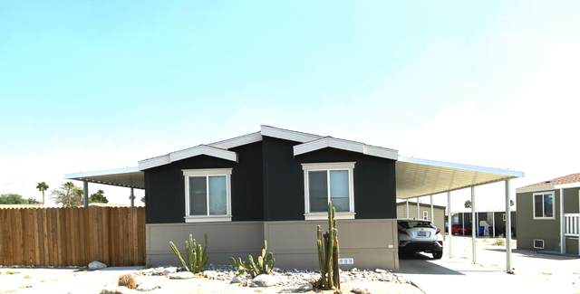 64550 Pierson Boulevard #63, Desert Hot Springs, CA 92240 (MLS #219049727) :: Zwemmer Realty Group
