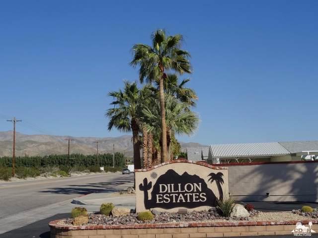 69525 Dillon Road #100, Desert Hot Springs, CA 92241 (MLS #219049729) :: The Jelmberg Team
