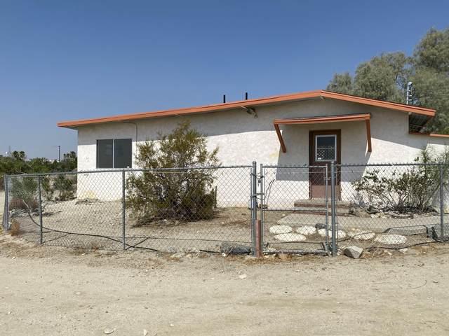 73109 Paradise Avenue, Desert Hot Springs, CA 92241 (MLS #219049733) :: The Jelmberg Team