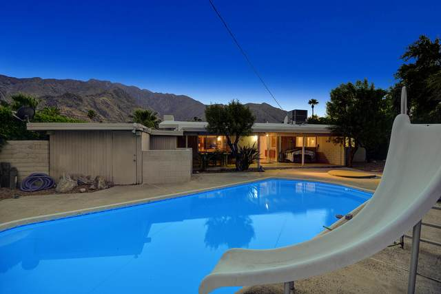 2440 N Girasol Avenue, Palm Springs, CA 92262 (MLS #219049738) :: The John Jay Group - Bennion Deville Homes