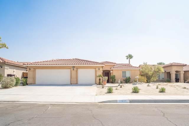 30680 Robert Road, Thousand Palms, CA 92276 (MLS #219049754) :: The John Jay Group - Bennion Deville Homes