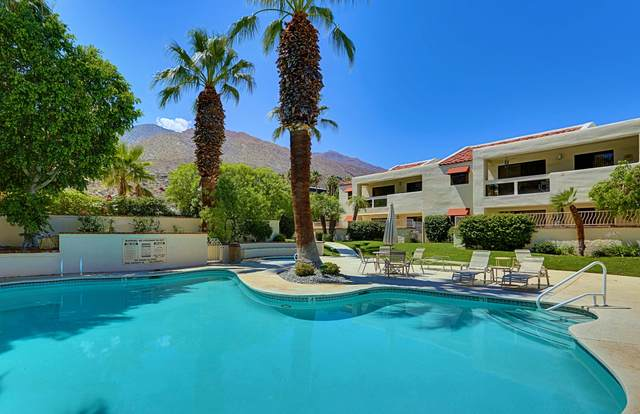 255 E Avenida Granada, Palm Springs, CA 92264 (MLS #219049755) :: The John Jay Group - Bennion Deville Homes