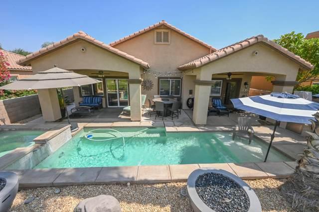 45225 Shaugnessy Drive, Indio, CA 92201 (MLS #219049777) :: The John Jay Group - Bennion Deville Homes