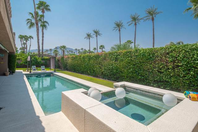 8 Mission Palms Drive, Rancho Mirage, CA 92270 (MLS #219049799) :: The John Jay Group - Bennion Deville Homes