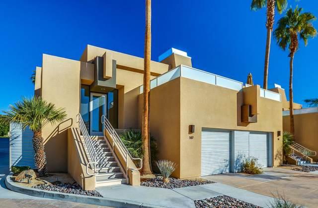 100 E Stevens Road, Palm Springs, CA 92262 (MLS #219049808) :: The Jelmberg Team