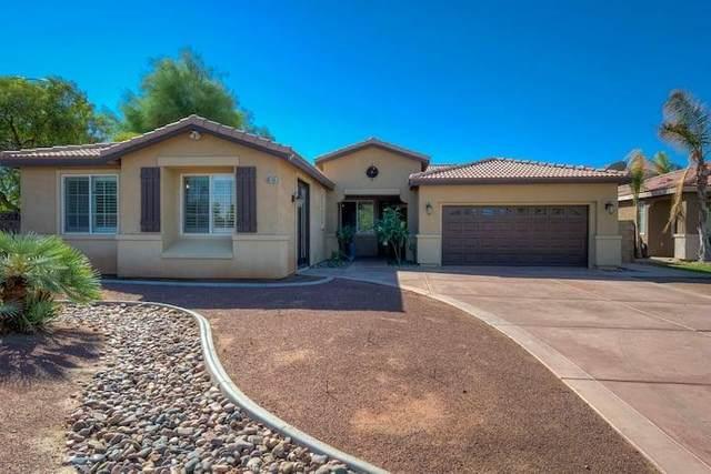 80785 Mountain Mesa Drive, Indio, CA 92201 (MLS #219049815) :: The Sandi Phillips Team