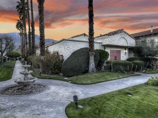 1833 S Araby Drive, Palm Springs, CA 92264 (MLS #219049823) :: The John Jay Group - Bennion Deville Homes